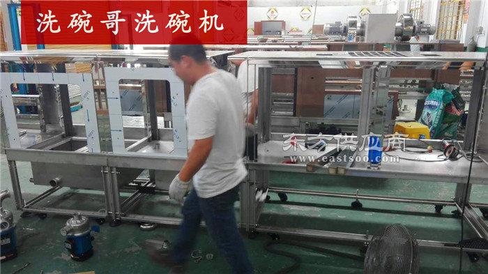 【城市合伙人】(图)、食堂洗碗厂设备、洗碗厂设备图片