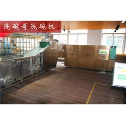碗筷自动洗碗机|【十秒报价】|快餐店碗筷自动洗碗机图片