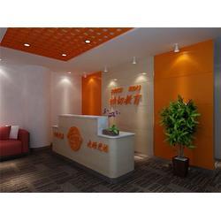 连锁咖啡厅装饰-南京亚伟装饰工程公司-合肥装饰图片