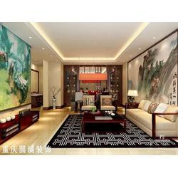 八桥装修,重庆圆满装饰设计,卧室装修图片