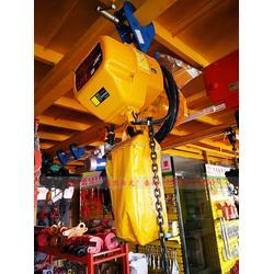 链条电动提升机,城北市场电动吊机,安元机械(优质商家)图片