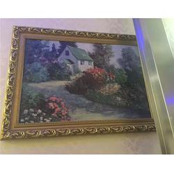 餐厅手绘墙 江夏手绘墙 火星墙绘艺术(查看)图片