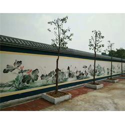 火星墙绘公司(图) 文化墙彩绘哪家好 文化墙彩绘图片