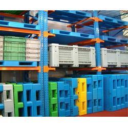 塑料卡板厂家 十堰托盘 益乐塑业公司