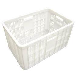 湖北塑料筐 益乐塑业厂 塑料框厂家图片