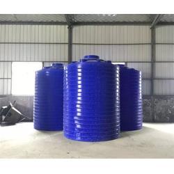 塑料水塔多少钱-武汉塑料水塔-益乐塑业厂图片