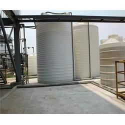 恩施塑料水塔-益乐塑业厂-供应塑料水塔水箱图片