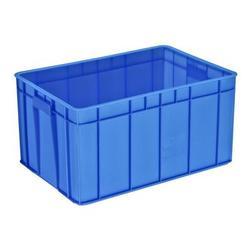 光谷塑料周转箱-塑料周转箱哪里买-湖北省益乐塑业(推荐商家)图片