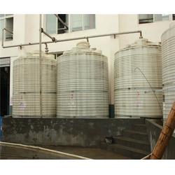 江夏塑料水塔-塑料水塔厂-湖北省益乐塑业图片