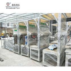 郑州铝-重庆固尔美 流水线铝型材图片