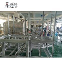 重庆固尔美,黑龙江铝型材,铝型材货架图片