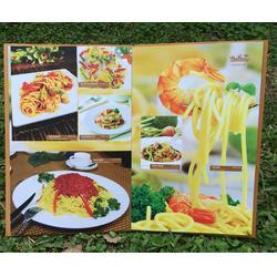 酒店菜谱设计制作,菏泽菜谱设计,贵兰菜谱品质保证(查看)图片