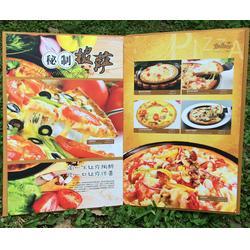 潍坊菜谱设计,艺路阳光广告设计,菜谱设计哪家好图片
