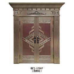 河北旋转铜门,山鼎门业(在线咨询),旋转铜门图片
