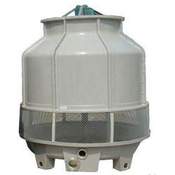 邯郸圆形玻璃钢冷却塔-庚子冷却保证售后服务图片