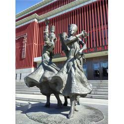 现代人物铜雕定做|恩泽雕塑|乌兰察布现代人物铜雕图片