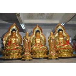 铜佛像厂家|乌兰察布铜佛像|恩泽雕塑图片