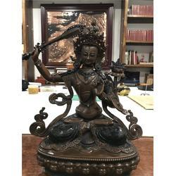 铜佛像厂家报价|阿克苏铜佛像|恩泽雕塑(查看)图片