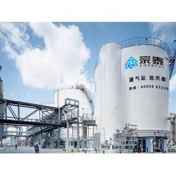 青島液氧儲罐材料-液氧儲罐-三因子氣體圖片