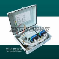 光缆分纤箱技术参数 熔接方法图片