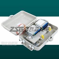 32芯光分路器箱 32路分纤箱图片