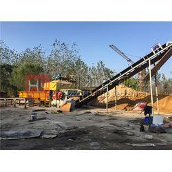 (汇杰机械) 上海模板破碎机设备厂-模板破碎机图片