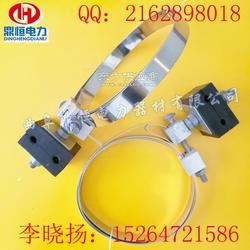 光缆杆用绝缘引下线夹高清 橡胶型引下夹具图片