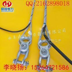 铝包钢耐张线夹 ADSS耐张100米小档距单层丝组成图片