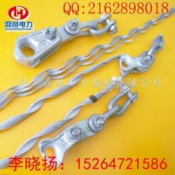 耐张金具 ADSS耐张线夹 光缆配套金具结构与材料图片