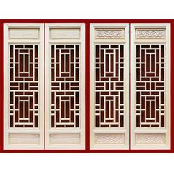 中式仿古门窗订购-艺修木艺-中式仿古门窗图片