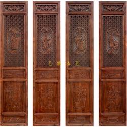 仿古实木门窗加盟,仿古实木门窗,艺修木艺声名远扬图片