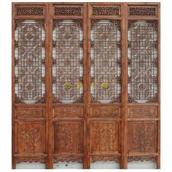 现代木雕屏风生产厂家,艺修木艺(在线咨询),河南现代木雕屏风图片
