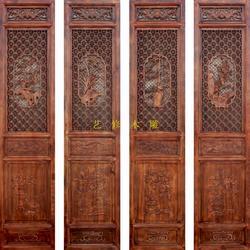 现代木雕屏风定做|艺修木艺(在线咨询)|河南现代木雕屏风图片