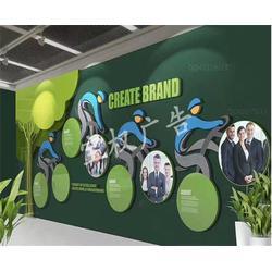 企业公司形象墙制作-合肥公司形象墙-安徽宝权(查看)图片