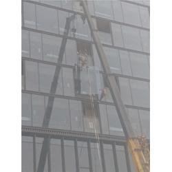 南京云嘉幕墙工程(图),写字楼玻璃幕墙清洗,山东幕墙清洗图片