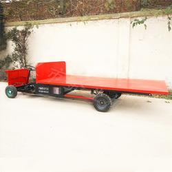 定制电动平板搬运车-电动平板车-金业机械专业服务图片