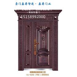 豪华别墅大门|鑫爵门业(在线咨询)|别墅大门图片