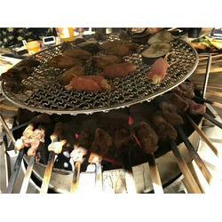 蓝色火宴,环保烧烤炭,山东烧烤炭图片