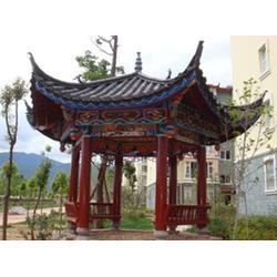 二层凉亭,固森防腐木(在线咨询),许昌凉亭图片