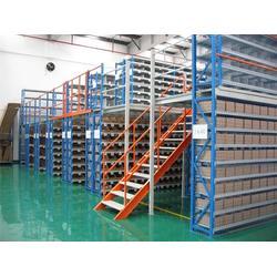 大型货架公司、金仓联,厂家定制货架、物流大型货架图片