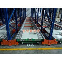 铝合金货架定制、金仓联,厂家定制货架、中型铝合金货架图片