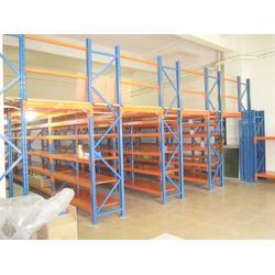 金仓联,佛山货架厂家(图)、三层阁楼货架、阁楼货架图片