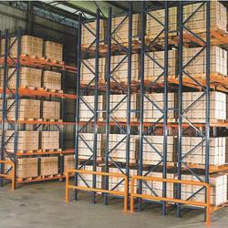 超大铝合金货架、金仓联,厂家定制货架、铝合金货架厂图片
