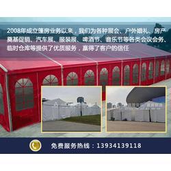 折叠篷房租赁、通辽篷房租赁、晋安利篷房制作(查看)图片