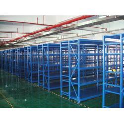 金仓联货架(多图),中型仓储货架公司,仓储货架图片