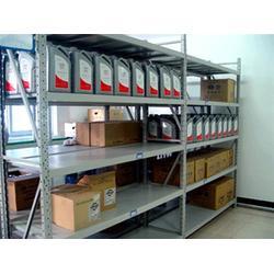 仓储货架,中型仓储货架,仓储货架制造厂,金仓联图片