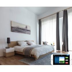 合肥电动窗帘_合肥智道电动窗帘_电动窗帘系统图片