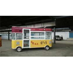 海口街景小吃车、益民餐车值得信赖、街景小吃车经销商图片
