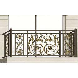 铝艺护栏代理-黄山铝艺护栏-鸿盈金属制品(查看)图片