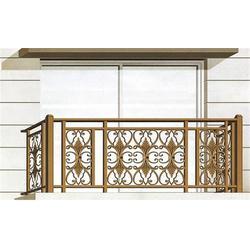 铝艺护栏多少钱、池州铝艺护栏、鸿盈金属定制图片